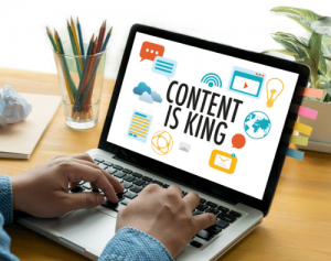 content to bring more visitors to your site